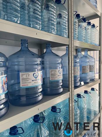 Реклама питної води. Бізнес на воді