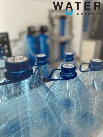 Реклама воды. Как раскрутить доставку
